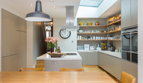 Wall Units, Shelves or Nothing: Which is Best for Your Kitchen?