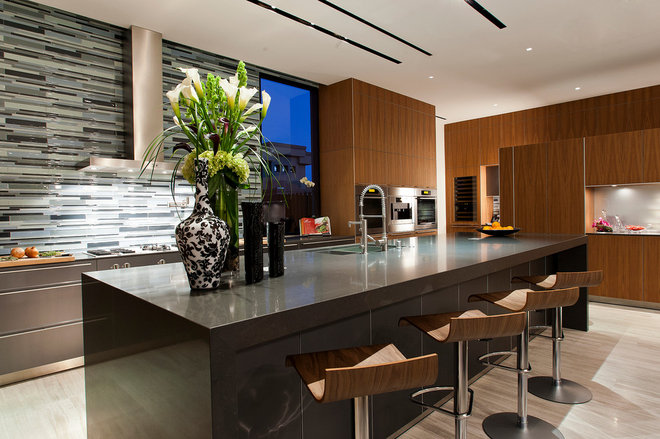 Contemporary Kitchen by Assemblage Studio