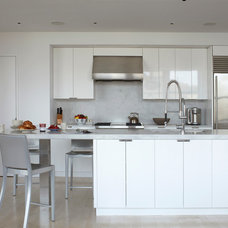 Contemporary Kitchen by Barker Freeman Design Office Architects pllc