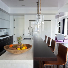 Contemporary Kitchen by CCS ARCHITECTURE