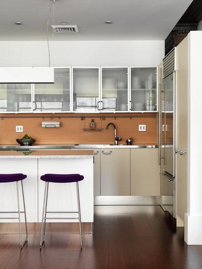 Contemporary Kitchen by Nexus Designs