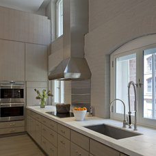 Contemporary Kitchen by Steffani Aarons
