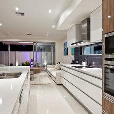 Contemporary Kitchen by Daniel Cassettai Design