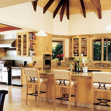 Tropical Kitchen Trigg-Smith Architects - Project - A Classic Tropical Home