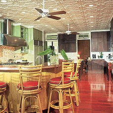 Tropical Kitchen Trigg-Smith Architects - Project - An Island Estate