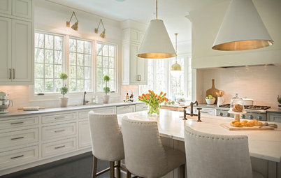 13 Fresh Ways With a White Kitchen