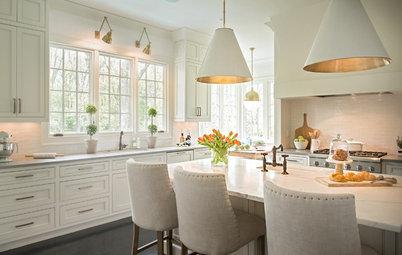 13 Fresh Ways With a White Kitchen
