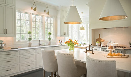 White Kitchens on Houzz Tips From the Experts