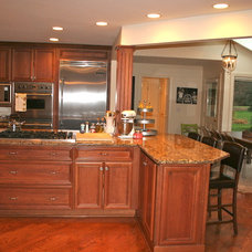 Traditional Kitchen Trina McNeilly