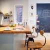 My Houzz: Brightness and Creativity in a Live-Work Townhouse