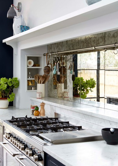 Inspirational Industrial Kitchen by Blakes London