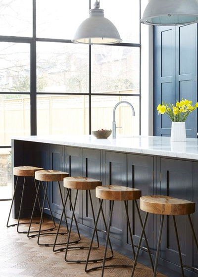 Industrial Kitchen by Blakes London