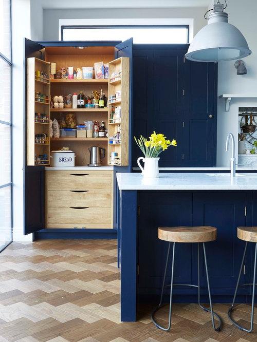 Best 30 transitional kitchen pantry ideas designs houzz for Transitional kitchen designs photo gallery