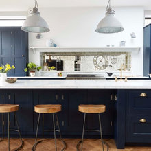 10 Ideas for Kitchen Cabinets that Sit on the Worktop
