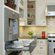 Eclectic Kitchen by Trish Namm, Allied ASID - Kent Kitchen Works