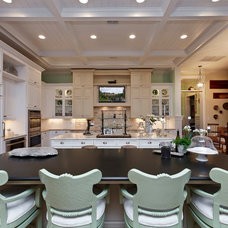 Tropical Kitchen by Weber Design Group, Inc.