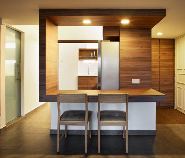 Contemporary Kitchen by The Design Abode