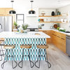 Kitchen of the Week: Fun, Tropical and Contemporary