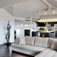 Contemporary Kitchen by MCYIA Interior Architecture and Design