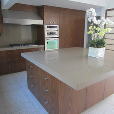 Contemporary Kitchen by ConSpec Building Systems