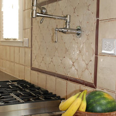 Traditional Kitchen by Specialty Tile Products