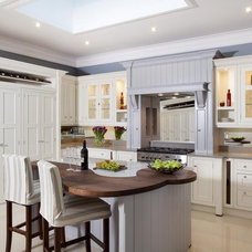 Traditional Kitchen by Garrett Dillon Crafted Kitchens & Furniture