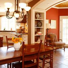 Traditional Kitchen by Trueblood Design-Build