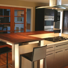 Transitional Kitchen by TruKitchens