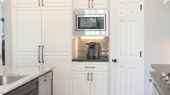Truly Transitional Kitchen