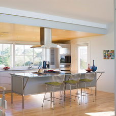 Contemporary Kitchen by Estes/Twombly Architects, Inc.