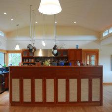 Kitchen by Hammer Architects