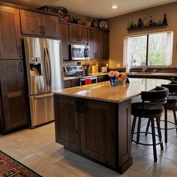 Tucson's Modern Southwest Kitchen