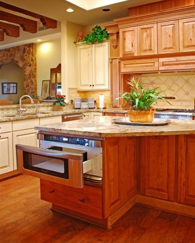 Tucson traditional kitchen design for Kitchen design tucson