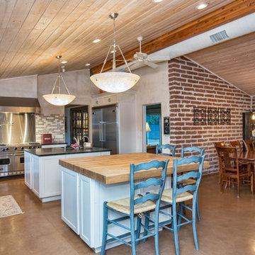 Tucson Urban Ranch Kitchen