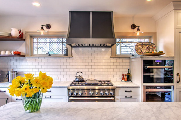 Traditional Kitchen by ADAPT Architecture