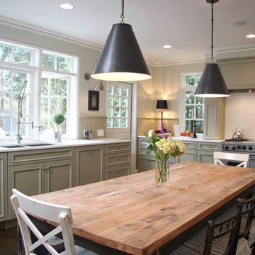 Tudor Kitchen Addition