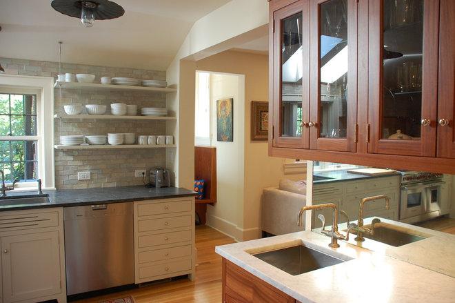 Traditional Kitchen Tudor kitchen