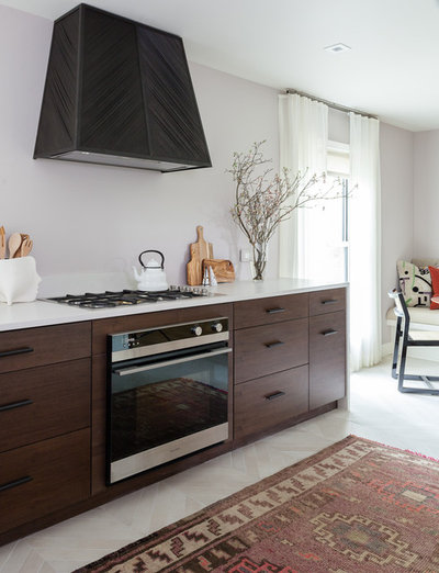 Eclectic Kitchen by erin williamson