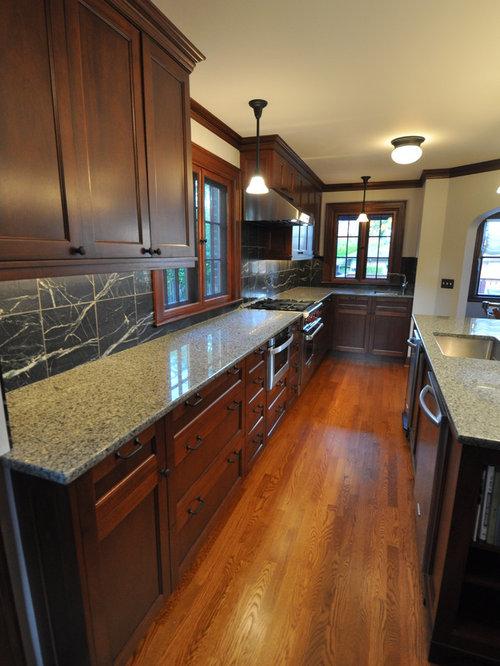 Dakota Mahogany Granite Home Design Ideas, Pictures ...