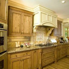 Traditional Kitchen by The Design Within