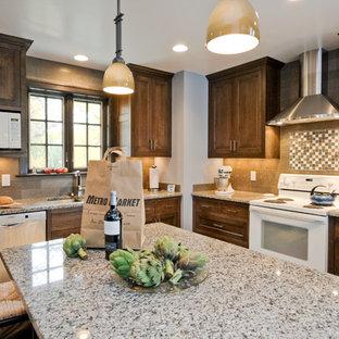 Tudor Style Addition with Kitchen & Master Bathroom