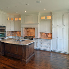 Kitchen by Galle Construction Inc