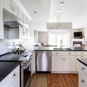 Tuexdo Kitchen Remodel
