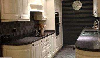 Tulipwood kitchen