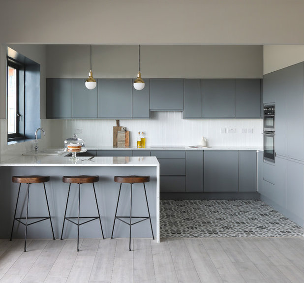 Contemporary Kitchen by NORTH