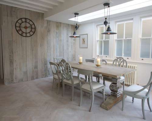 best shabby-chic style kitchen design ideas & remodel pictures | houzz - Wohnideen In Shabby Chic