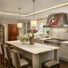 Traditional Kitchen by Philip Ivory Architects