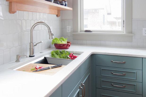 Farmhouse Kitchen by Spectrum Design Group