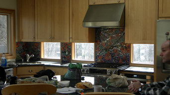 Turner Mosaic Kitchen Backsplash