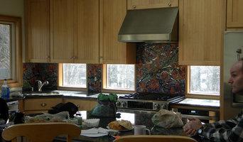 Turner Mosaic Kitchen Backsplash